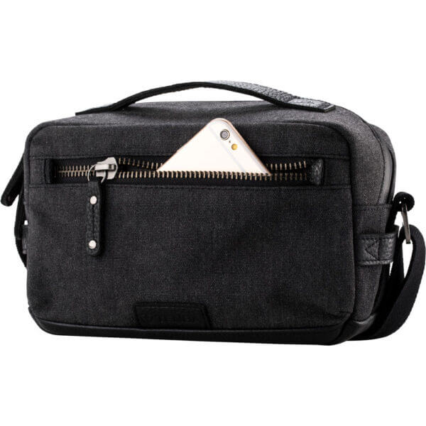 Tenba SH 637 405 Cooper 6 GreyBlack Leather 4
