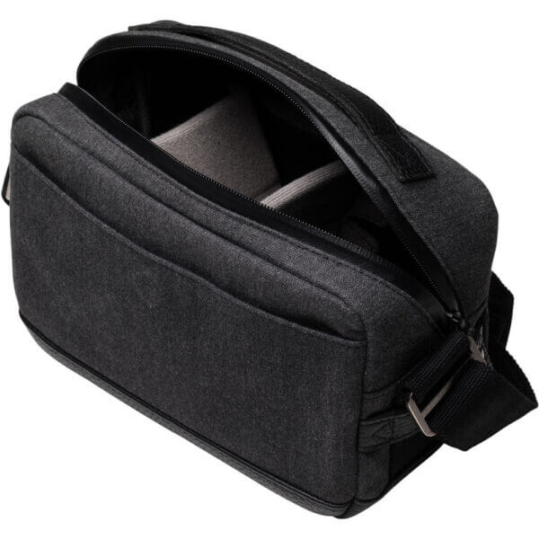 Tenba SH 637 405 Cooper 6 GreyBlack Leather 7
