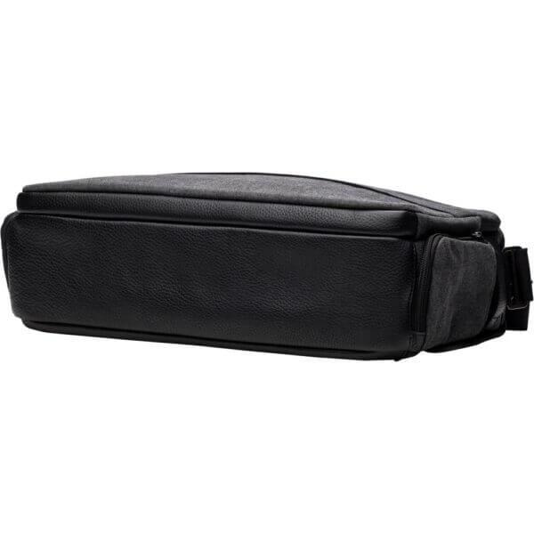 Tenba SH 637 406 Cooper 15 Slim GreyBlack Leather 6