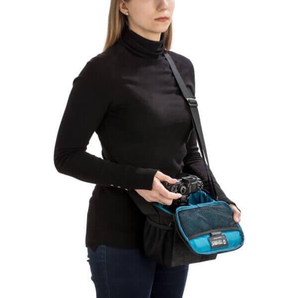 Tenba Skyline 8 Shoulder Bag Black 6