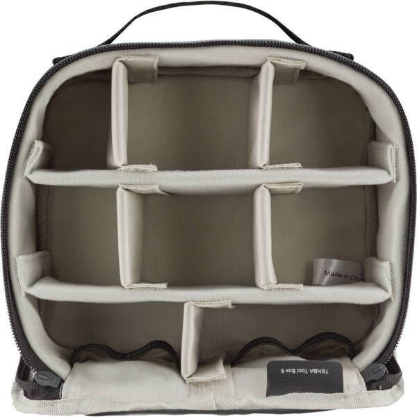 Tenba Tool Box 6 Gray 2