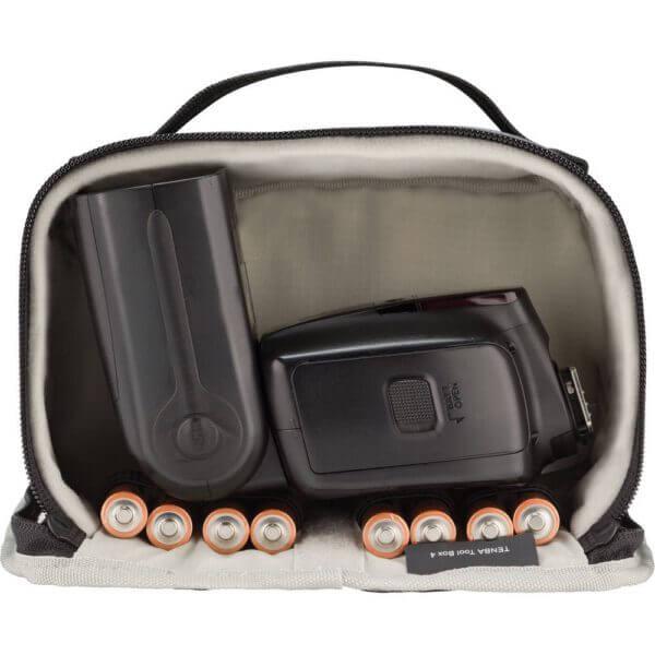 Tenba Tools Box 4 Grey 6