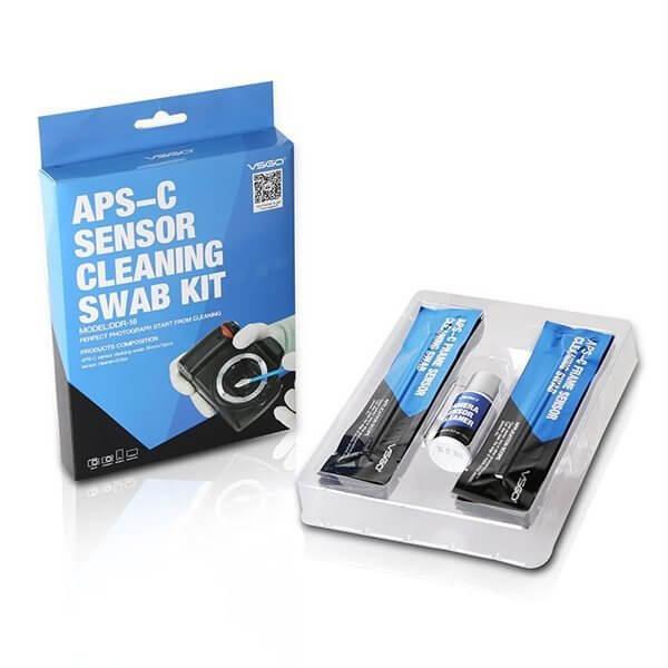 VSGO DDR 16 APS C Sensor Cleaing Kit 1