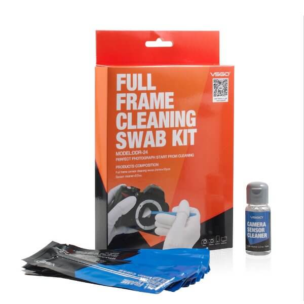 VSGO DDR 24 Full Frame Sensor Cleaning Kit 2