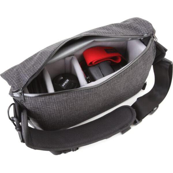 Artisan Artist RDB MG100 Messenger Bag Gray 3