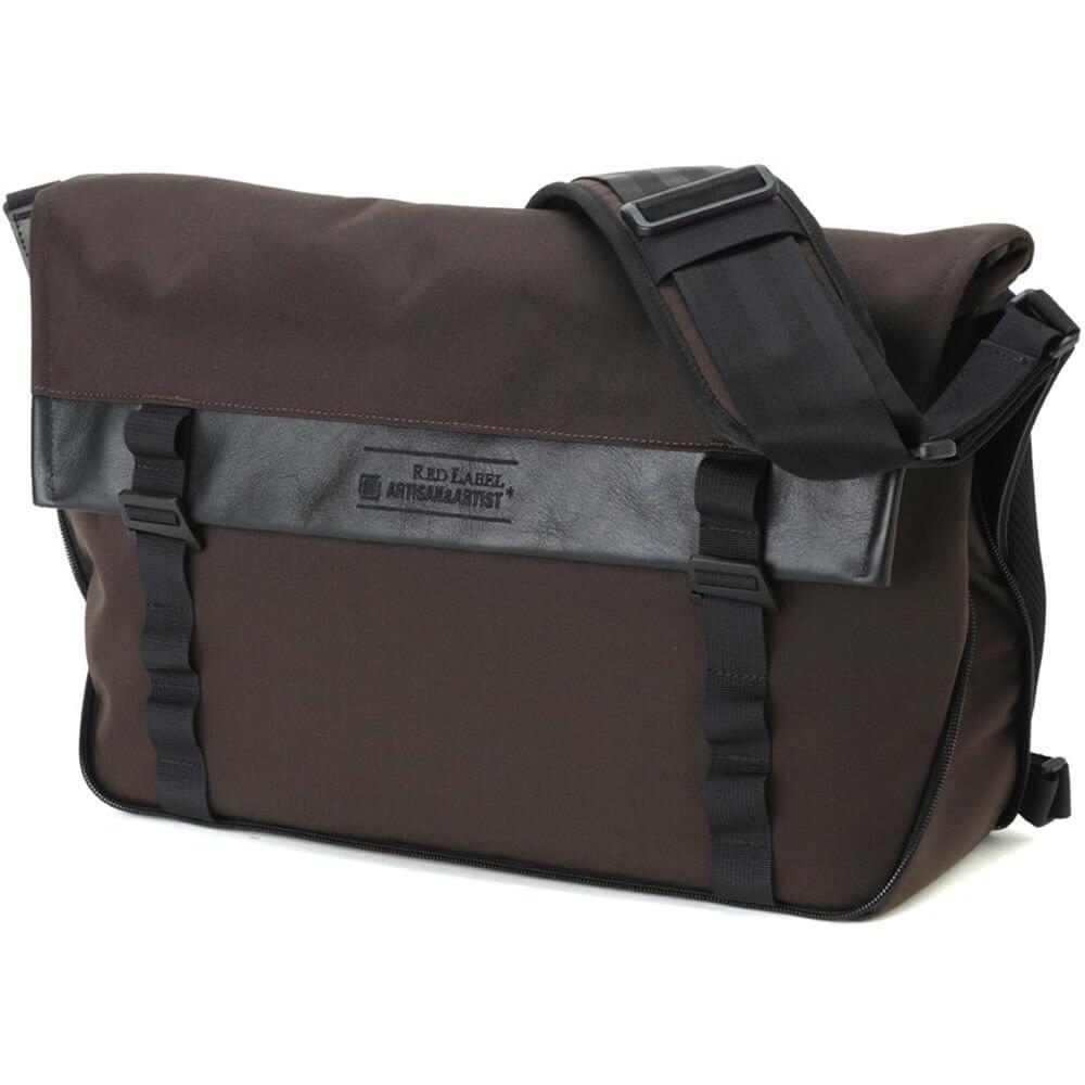Artisan Artist RDB MG300 Messenger Bag Brown2