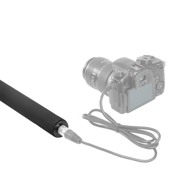 Boya BY PB25 Carbon Fiber Boople XLR cable 3