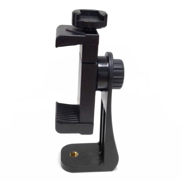 Boya Mobile Phone Holder Clip w Cold shoe 4