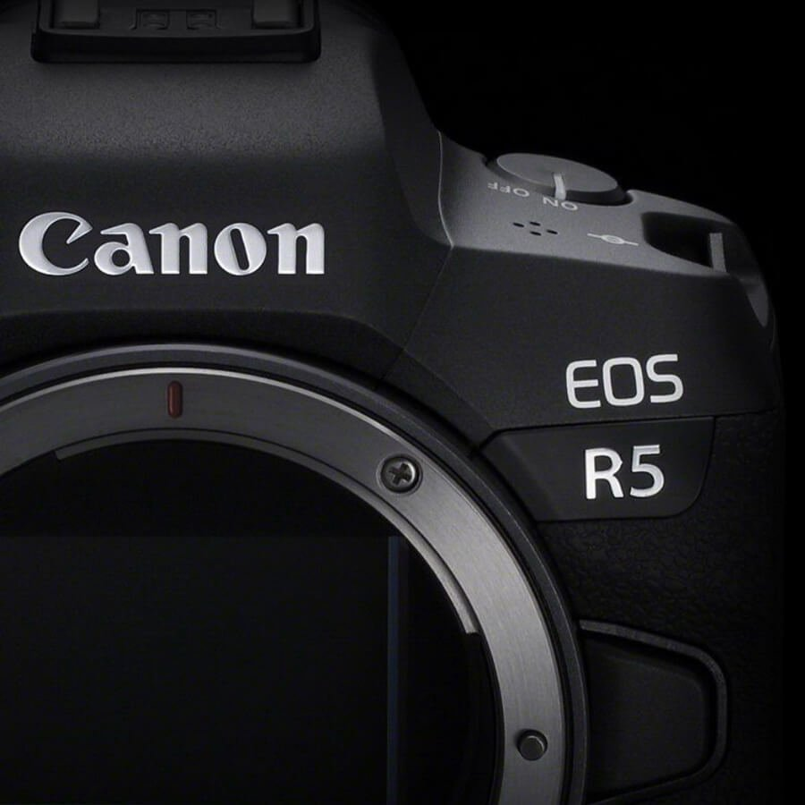 Canon EOS R5 Mirrorless Digital Camera Body Only 9