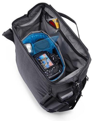 Case Logic FLXM 102 Gray Black 5