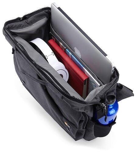 Case Logic FLXM 102 Gray Black 6
