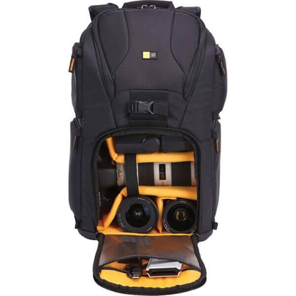 Case Logic KSB 102 DSLR 15.6 Black 3