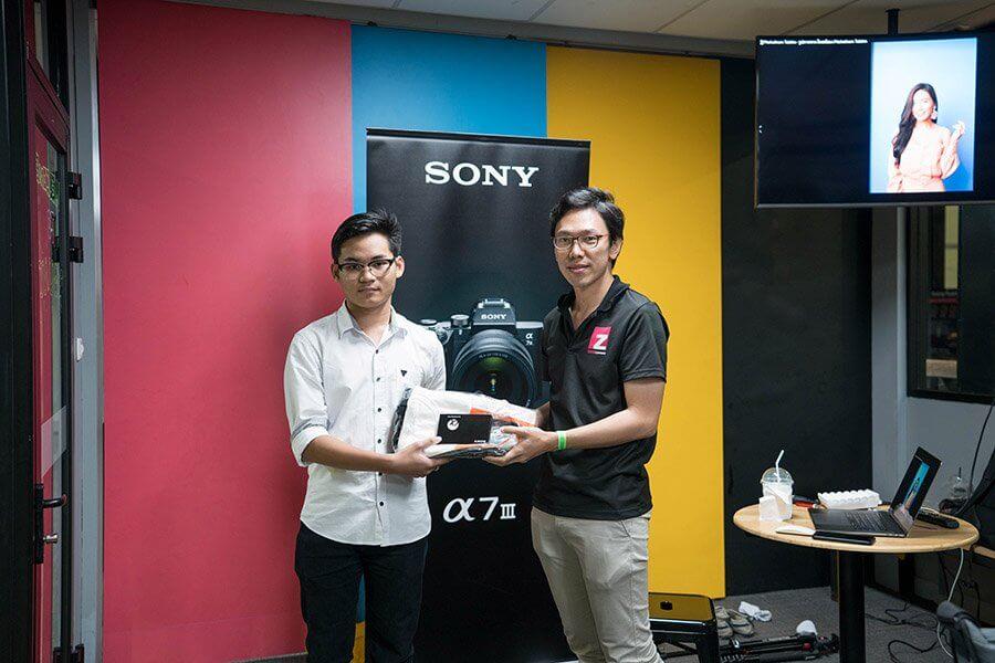 ภาพบรรยากาศ Test Drive Sony A7iii