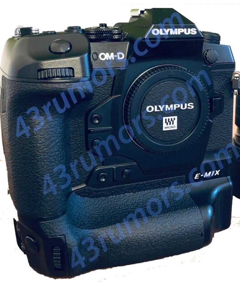 FT5 : หลุดภาพแรกของ Olympus OM-D E-M1X