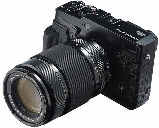 เปิดตัวอย่างเป็นทางการ Fujinon XF 55-200mm f/3.5-4.8R LM OIS