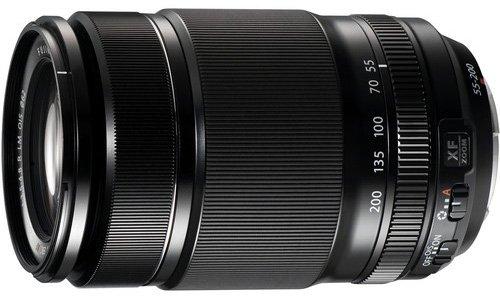 Fujifilm Fujinon XF 55 200mm f3 5 F4 8R LM OIS lens