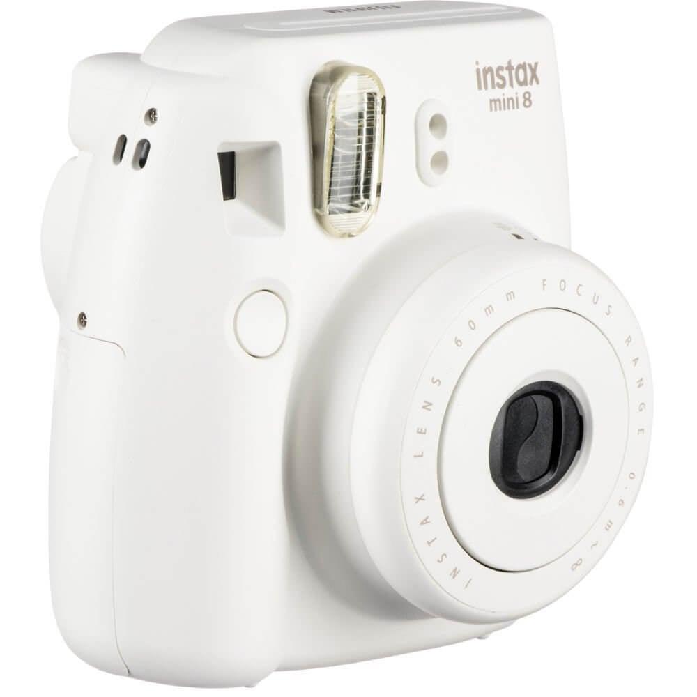 Fujifilm Instax mini 8 White 1