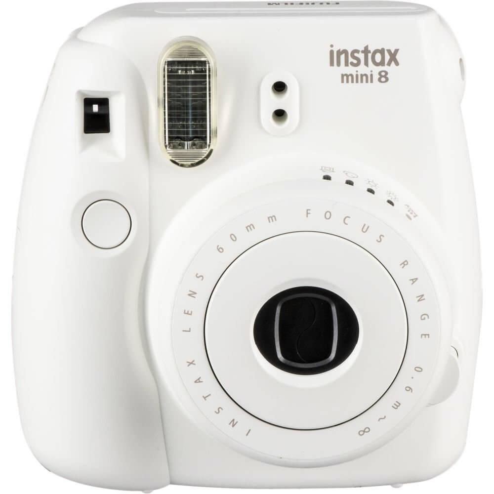 Fujifilm Instax mini 8 White 2