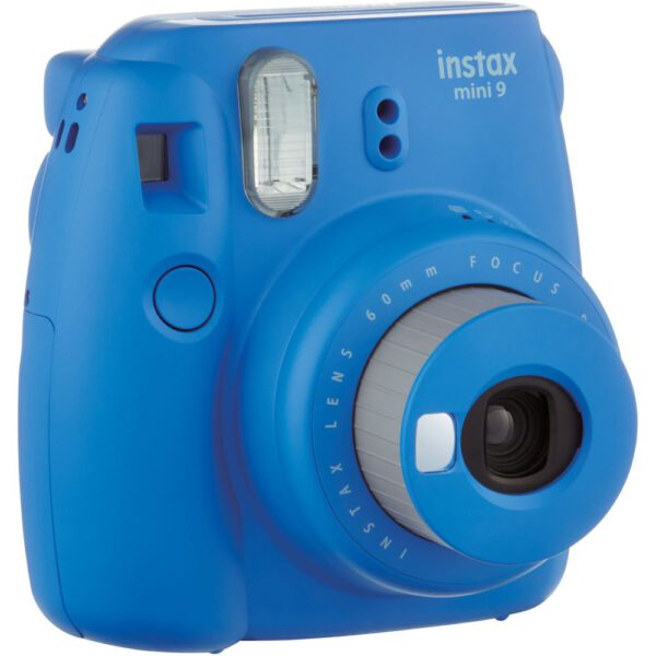 Fujifilm Instax mini 9 Single Cobalt Blue 2