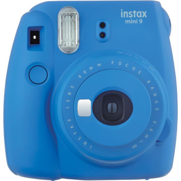Fujifilm Instax mini 9 Single Cobalt Blue 6