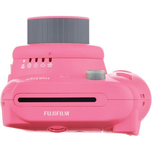 Fujifilm Instax mini 9 Single Flamingo Pink2 1