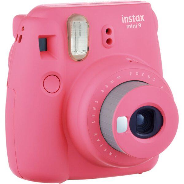 Fujifilm Instax mini 9 Single Flamingo Pink6 1
