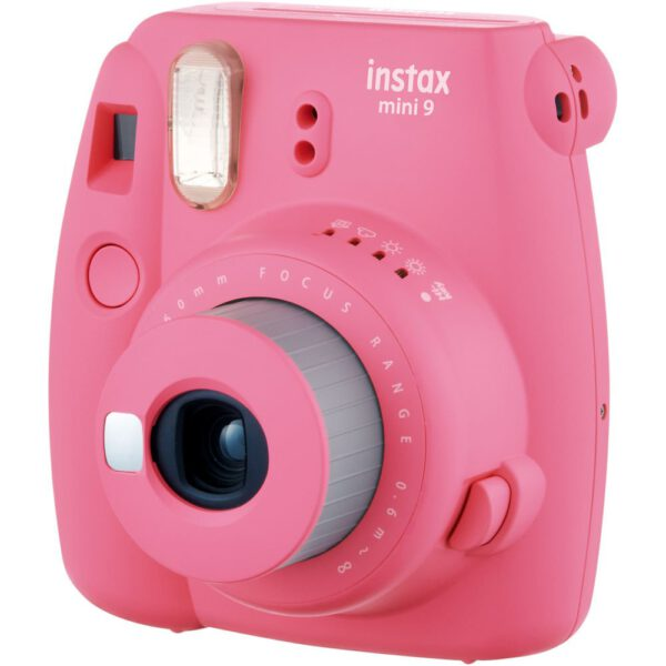 Fujifilm Instax mini 9 Single Flamingo Pink7 1
