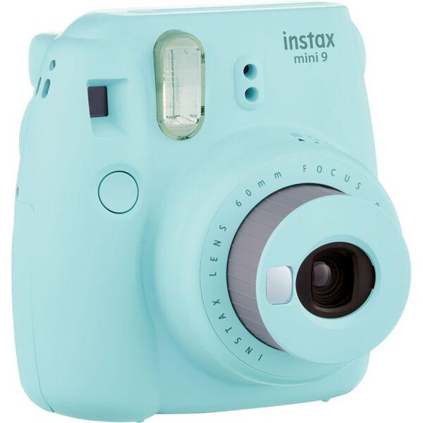 Fujifilm Instax mini 9 Single Ice Blue 2 scaled