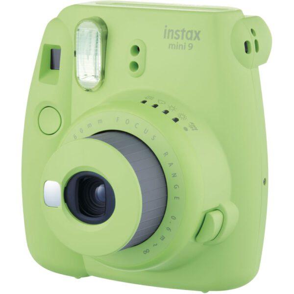 Fujifilm Instax mini 9 Single Lime Green2