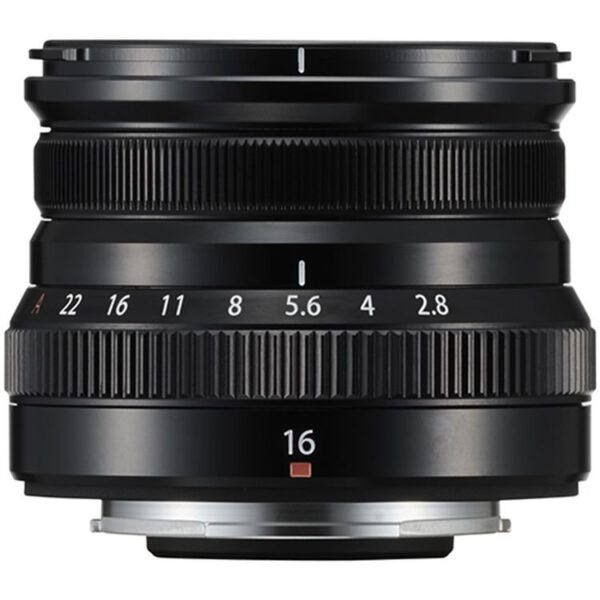 Fujifilm Lens XF 16mm F2.8 R WR Black Thai 2