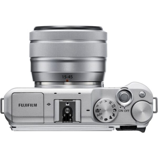 Fujifilm X A5 Bundled XC 15 45mm Mint Green ประกันศูนย์ 2