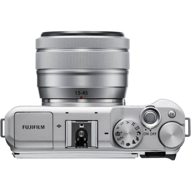 Fujifilm X A5 Bundled XC 15 45mm Mint Green ประกันศูนย์ 2