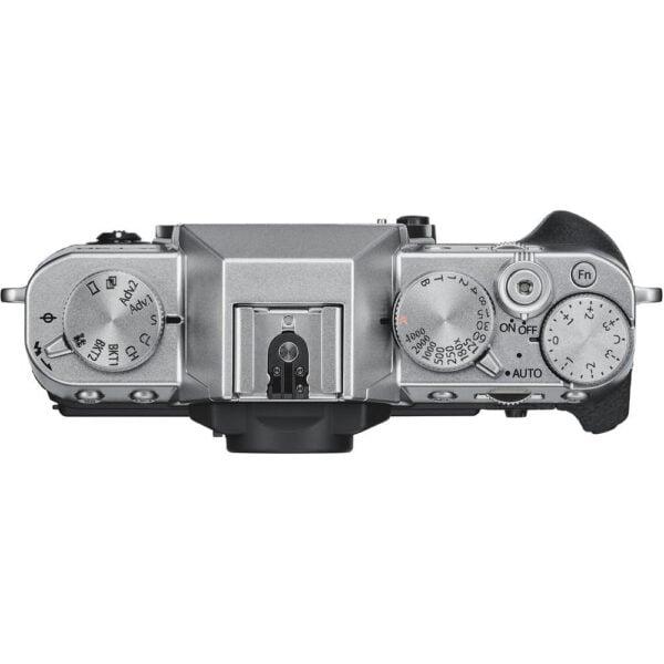 Fujifilm X T30 Body Silver Thai3