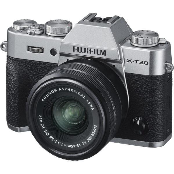 Fujifilm X T30 Bundled with 15 45mm Silver Thai2