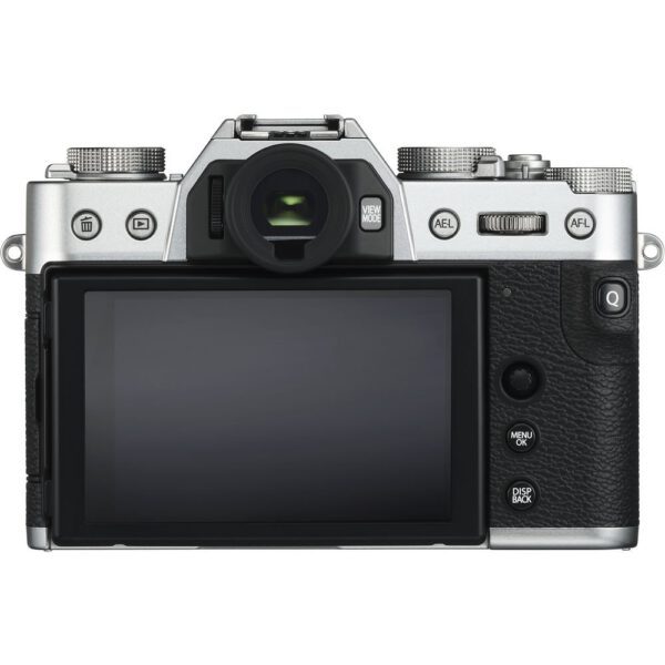 Fujifilm X T30 Bundled with 15 45mm Silver Thai3