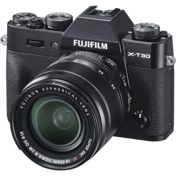 Fujifilm X T30 KIT 18 55mm Black ประกันศูนย์2
