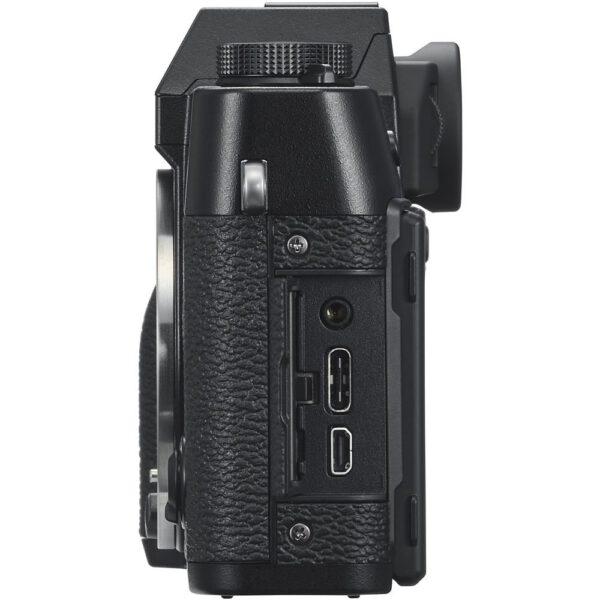 Fujifilm X T30 KIT 18 55mm Black ประกันศูนย์6