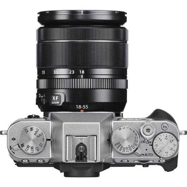 Fujifilm X T30 KIT 18 55mm Silver ประกันศูนย์3
