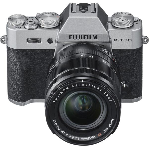 Fujifilm X T30 KIT 18 55mm Silver ประกันศูนย์5