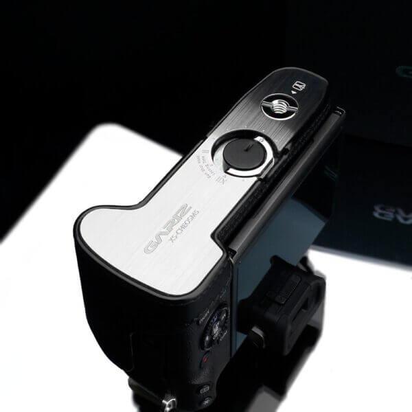 Gariz XS CHEOSRBK Half case for Canon EOS R Black 2