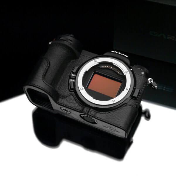 Gariz XS CHZ6Z7BK Half case for Nikon Z6Z7 Black 2