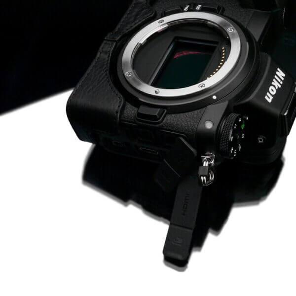 Gariz XS CHZ6Z7BK Half case for Nikon Z6Z7 Black 4