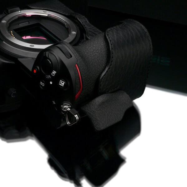 Gariz XS CHZ6Z7BK Half case for Nikon Z6Z7 Black 6