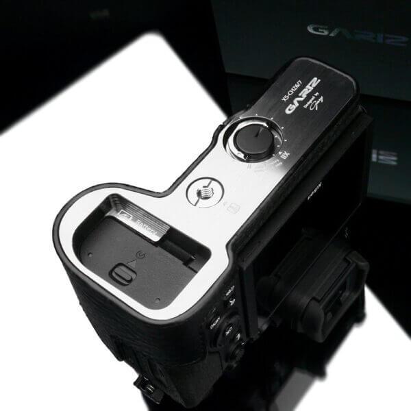 Gariz XS CHZ6Z7BK Half case for Nikon Z6Z7 Black 7