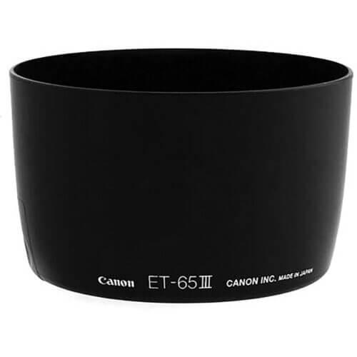 Lens Hood ET 65 III for Canon 1