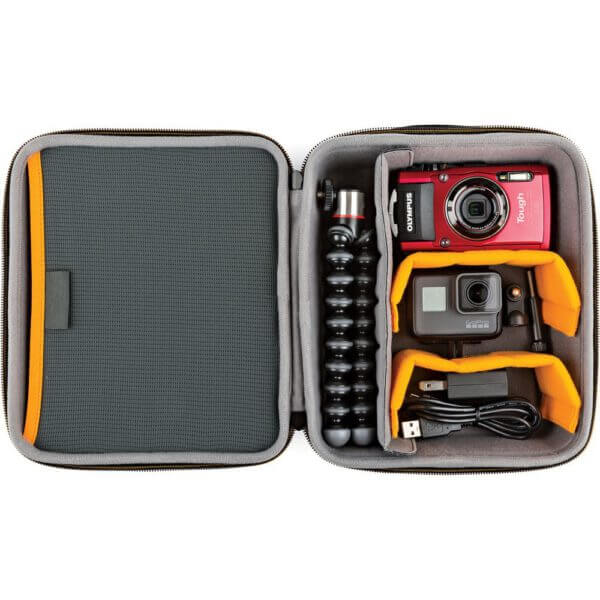 Lowepro Hardside Camera Case CS 80 Black 6