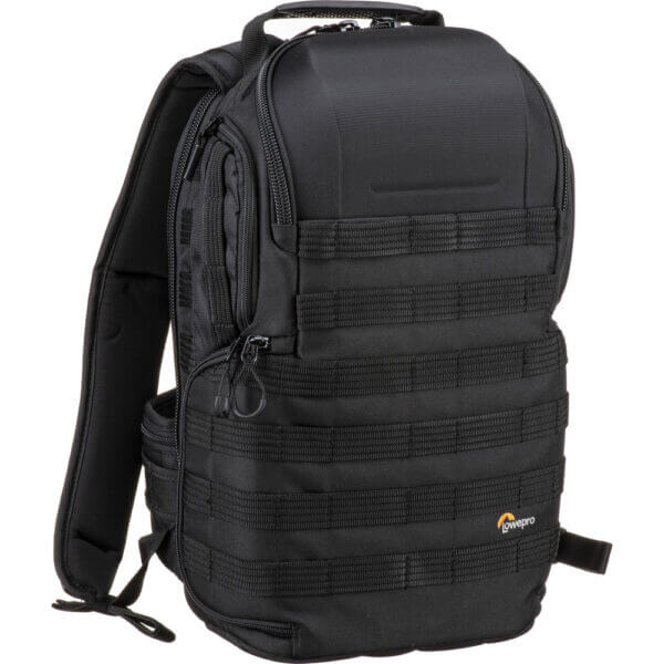 Lowepro Pro Tactic BP 350 AW II Camera Backpack Black 2