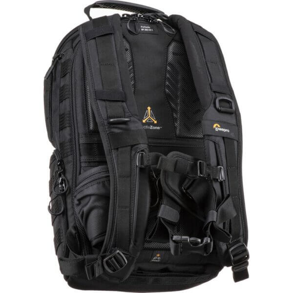 Lowepro Pro Tactic BP 350 AW II Camera Backpack Black 4