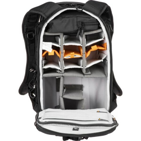 Lowepro Pro Tactic BP 350 AW II Camera Backpack Black 5