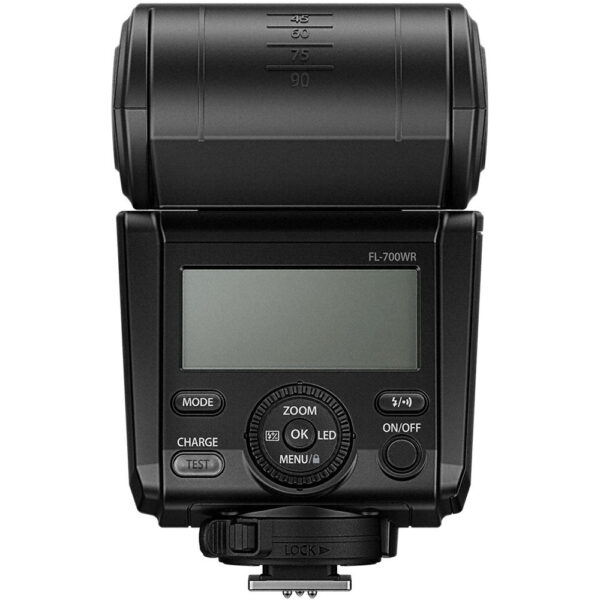 Olympus FL 700WR Electronic Flashw Wireless Radiowave ประกันศูนย์ 4